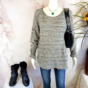 Anthropologie Susina pullover soft knit sweater